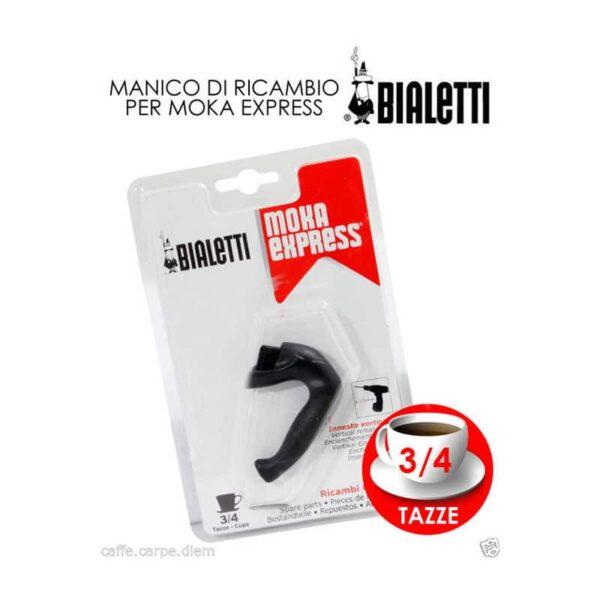 BIALETTI - Ricambi 1 Manico per Moka 1 o 2 Tazze