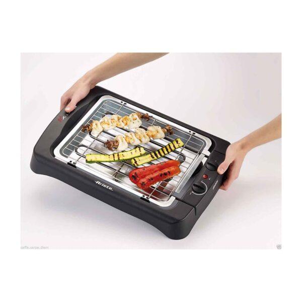 ARIETE - Party Grill 733 Barbecue Elettrico Griglia 2200W