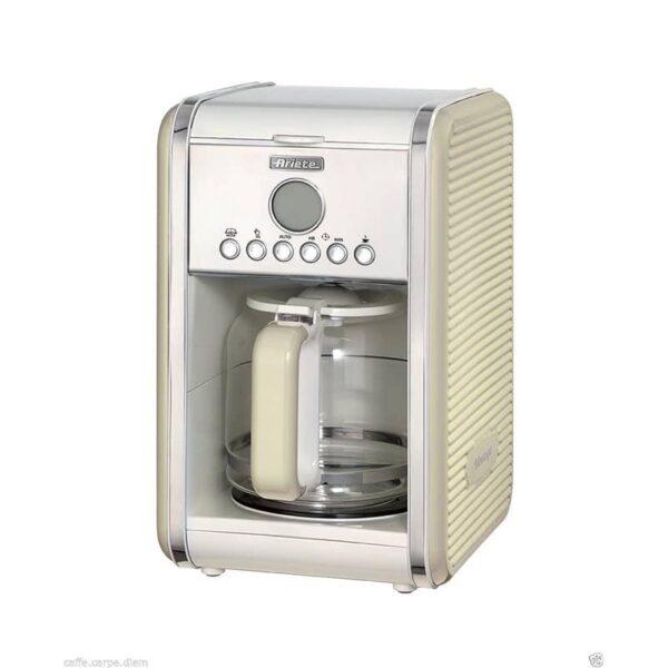 ARIETE - Macchina Caffè Filtro Vintage 4-12 tazze