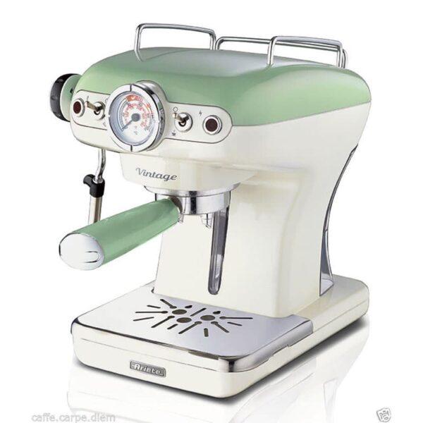 ariete-macchina-caffe-verde