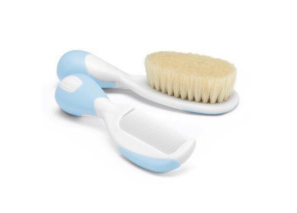 Set Bagno Neonato Chicco.Chicco Set Igiene Azzurro Il Mio Primo Beauty 5pz Accessori Bagnetto Neonato