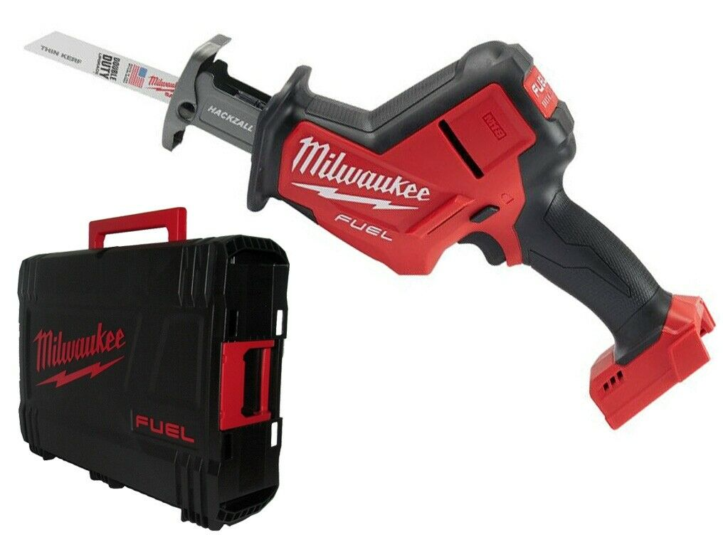 MILWAUKEE M18FHZ-0X Seghetto Dritto Batteria Sega M18 FUEL™ HACKZALL™ Brushless