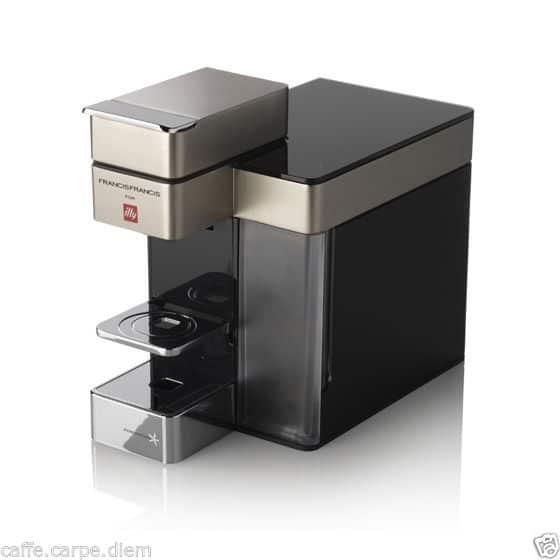Macchina caffè Y5 Francis illy capsule iperespresso - Carpe Diem Shop