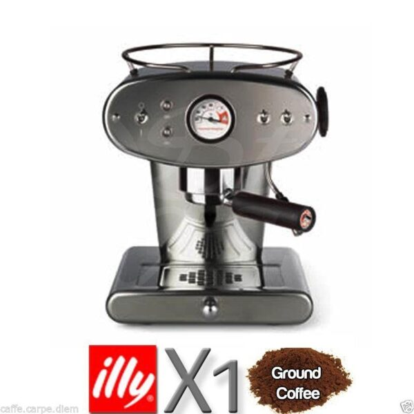 ILLY - X1 Macchina caffè Macinato - Carpe Diem Shop